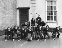"1918-1928 C&P Tel. Co Office Boys Football Vintage Photograph 8.5"" x 11"" Reprint"