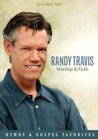 Randy Travis - Worship & Faith [New DVD]