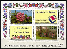 France 1993 SG#MS3168 Flower Gardens MNH M/S #D40440