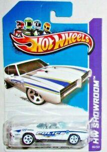 Hot Wheels '69 Pontiac GTO Judge #165 HW 2012 Main Street White VHTF!!!!