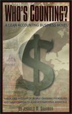 Who's Counting? : A Lean Accounting Business Novel by Jerrold M. Solomon
