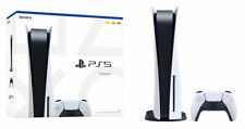 Sony PlayStation 5 PS5 Disc Edition Console - BRAND NEW SEALED NEXT DAY DELIVERY