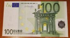 NEW 100 EURO  BANKNOTE BU CRISP UNC CONDITION RARE ISSUE