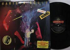 Soul Promo Lp Marilyn Scott Without Warning On Mercury