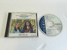 KARIN DORIS ADAM PIANO Violin Sonata No.9 D.574 Beethoven Schubert CAMERATA CD