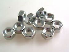 M6 FULL NUT Hex MS ZCP Pack of 10 Pieces Can23 MBE011d