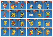 Nintendo Pokemon Go Pikachu Decoration Xmas Tree Ornament Home Decor Random 10pc
