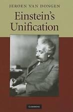 Einstein's Unification by Jeroen van Dongen