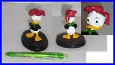 RARE Figure HUEY Dewey Louie SCOUT VERSION ITALIAN Disney DE AGOSTINI SERIE 1