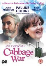 Mrs Caldicot's Cabbage War DVD BRAND NEW SEALED FREEPOST