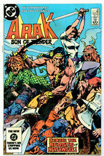 <•.•> ARAK: SON OF THUNDER • Issue 39 • DC Comics