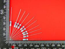 200PCS 10K ohm 10000R  0.5Watt Metal Film Resistors 1/2W Resistor 1% #0712