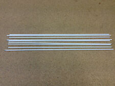 General Purpose Flux Coated Brazing Rods 1.6mm x 300mm x 16