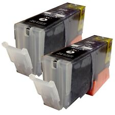 2 Pack PGI250XL PGI-250XL  Black Ink cartridge For Canon Pixma MG5420 MG6320