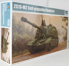 Trumpeter 1:35 09534 2S19-M2 Self-propelled Howitzer Military Model Kit