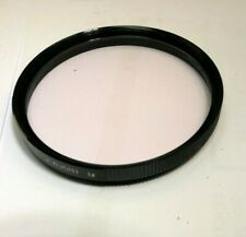 Canon 58mm Skylight Sky A1  Lens Filter genuine vintage for 58mm f1.2 f1.4 FL