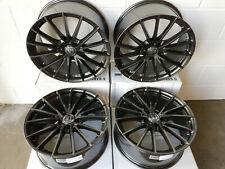 Audi A4 B8 Mercedes V1 Wheels V2 8,0 x 18 5 X 112 ET 45 Daytona Grau Felgen