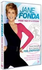 Jane Fonda Prime Time Fit and Strong 5060223760162 DVD Region 2