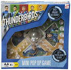 NEW THUNDERBIRDS MINI TRAVEL / HOLIDAY SIZE POP UP BOARD GAME NEW BOYS KIDS GIFT