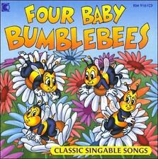 Four Baby Bumblebees - Music
