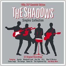 THE SHADOWS SINGLES COLLECTION - 2 LP GATEFOLD EDITION - VINYL