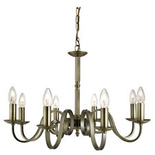 Searchlight 1508-8ab Richmond 8 Light Ceiling Fitting Antique Brass