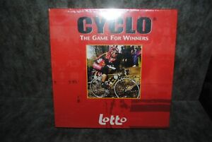 (C14) jeux societe cyclo ( lotto ) cyclisme