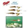 Mepps Aglia Tw Streamer Blades Siver Gold Variety Sizes & Colours