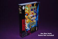 E.V.O. EVO : SEARCH FOR EDEN - Super Nintendo SNES USA - Universal Game Case