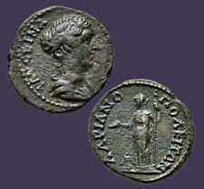 Archaios   Provincial Thrace Hadrianopolis Faustina II Hera Patera Altar   26.1