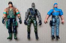 Hasbro GI Joe vs Cobra Spy Troops Shipwreck v5 Dart v2 Rampage v2 2003 (gi394)