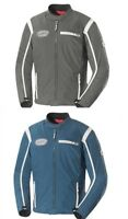 iXS Men's and Women's Ridley Textile Motorcycle Jacket