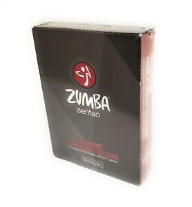 Zumba Sentao Instructors Ultimate Music and Choreo Collection DVD Set NEW Sealed