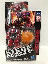 Hasbro Transformers Siege Smashdown War for Cybertron Battle Masters