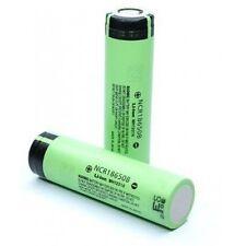 2x Panasonic NCR18650B 18650 3.6V 3400mAh Rechargeable  Battery Vape