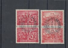 timbres  belge