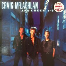 CRAIG McLACHLAN And Check 1-2 Self Titled LP Excellent Condition