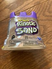 NEW~KINETIC SAND-Single Can 4.5oz size  Tan FREE SHIPPING