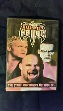 WCW HALLOWEEN HAVOC 1999 DVD WITH COUNTDOWN SHOW