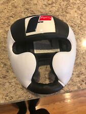 Fighting Sports Tri-Tech Full Face Boxing Headgear-USED, Great Condition