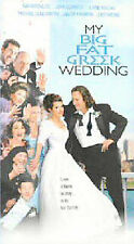 My Big Fat Greek Wedding (VHS, 2003) BRAND NEW IS BOX AND FACTORY WRAP 5.08