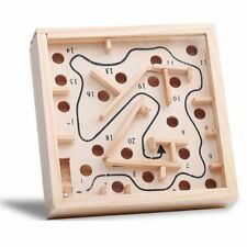 Toy Chrismas Gift Labyrinth Game Ball In Maze Labyrinth Board Puzzle Game