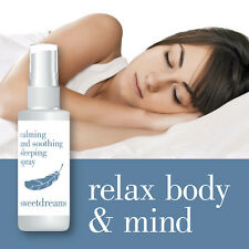 SWEET DREAMS CALMING & SOOTHING SLEEPING SPRAY – GOOD NIGHTS SLEEP NATURAL