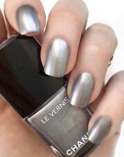 Chanel Le Vernis  Nail Polish Colour -  540 Liquid Mirror  New Silver Gray
