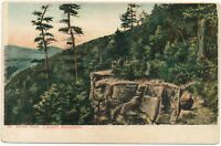 CATSKILL MOUNTAINS NY – Sunset Rock – udb (pre 1908)