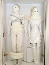"Tonner MOONGLOW LUNA AND COSMO Convention Centerpiece 16"" doll 2007 MIB"