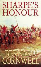 Sharpe's Honour by Bernard Cornwell BRAND NEW BOOK (Paperback 1994)