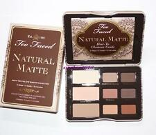 Too Faced NATURAL MATTE Eye Shadow Palette 100% Authentic! NIB