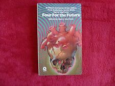 Four For The Future (4 Short Stories) Edited By Harry Harrison (1974)