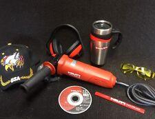 Hilti Angle Grinder Dag 500-D, New, Free Coffee Mug, Extras, Fast Shipping
